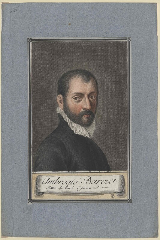 Barocci, Ambrogio di Federico