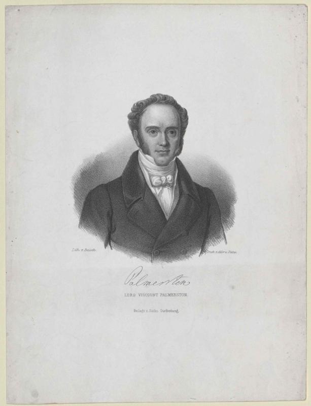 Palmerston, Henry