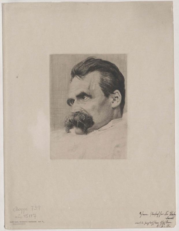 Nietzsche, Friedrich