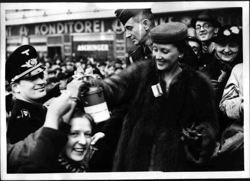 Kriegswinterhilfswerk 1939/40