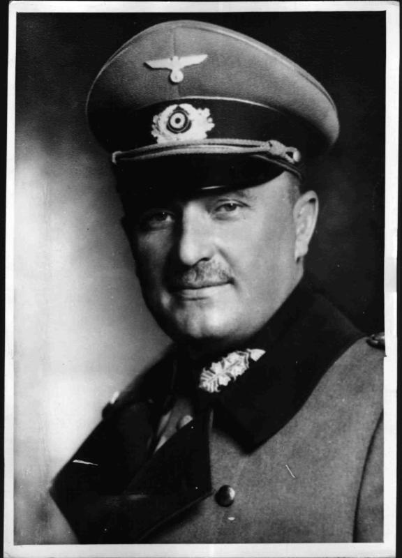 General Karl Becker