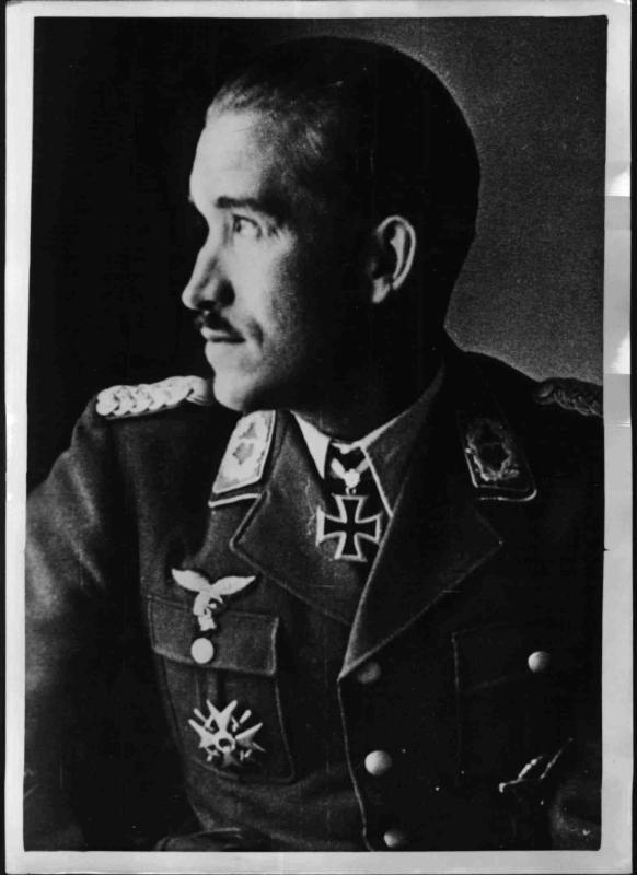 Der Jagdflieger Adolf Galland