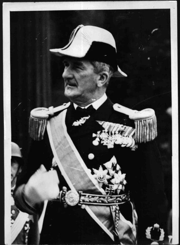 Admiral Horthy