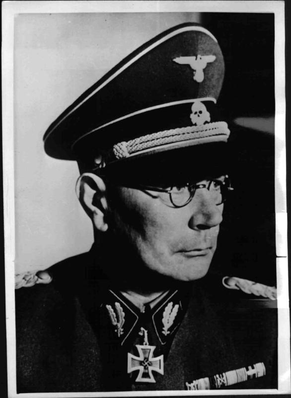 SS-Oberführer Georg Keppler