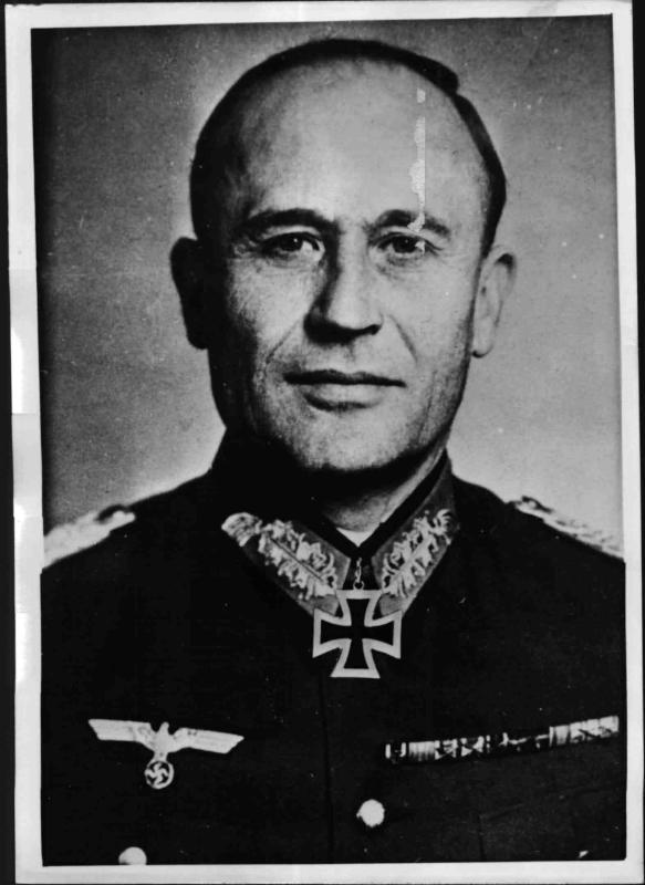 Generalleutnant Friedrich Kirchner