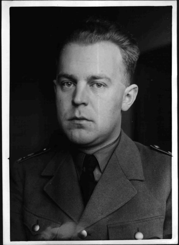 Der Gauleiter von Hannover Hartmann Lauterbach