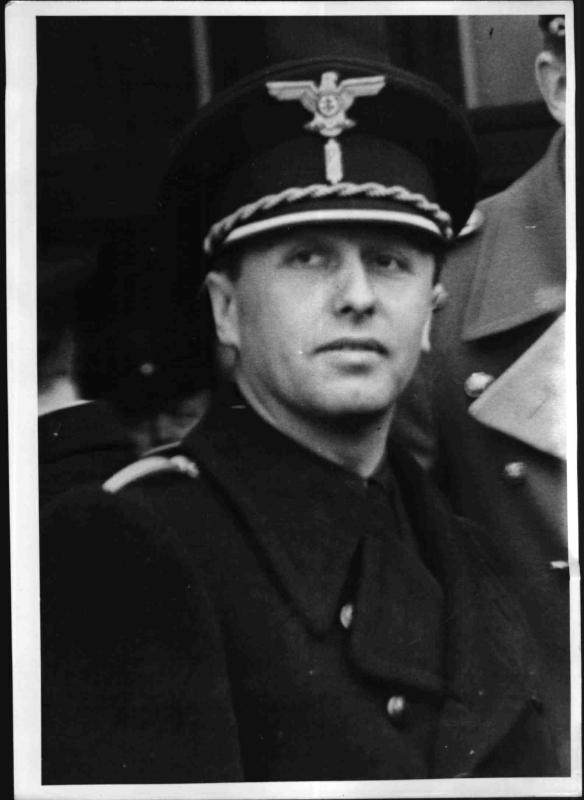Der slowakische Innenminister Sano Mach
