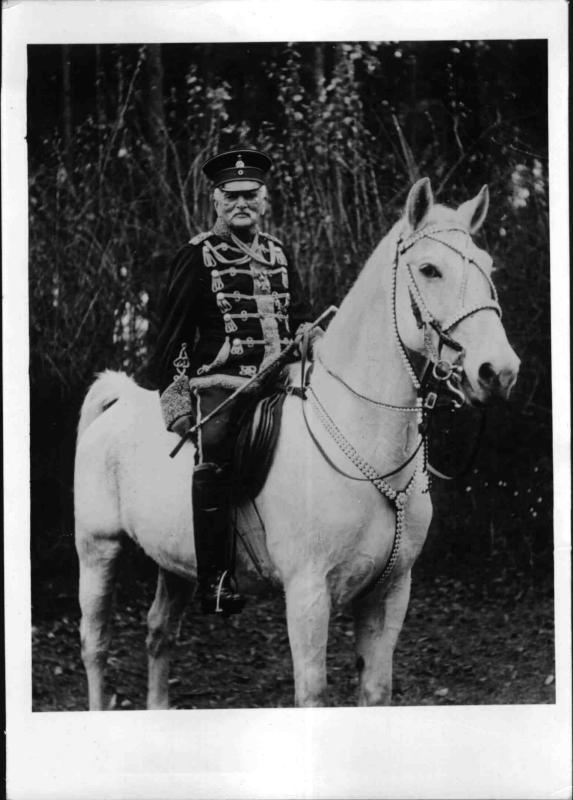 Generalfeldmarschall von Mackensen