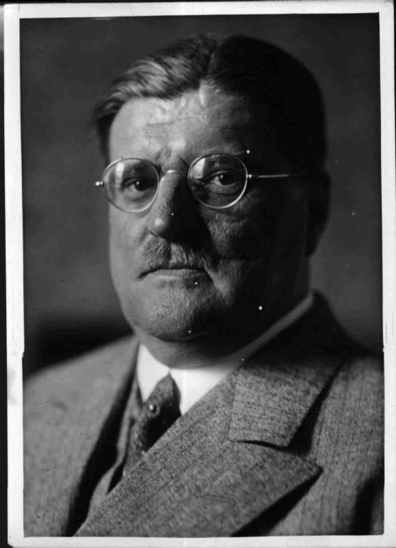 NS-Staatsminister Otto Meißner