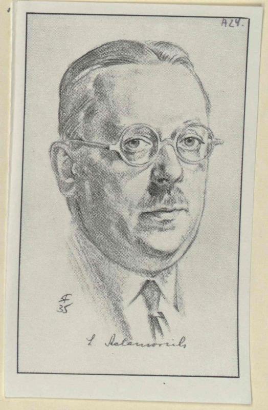 Adamovich, Ludwig