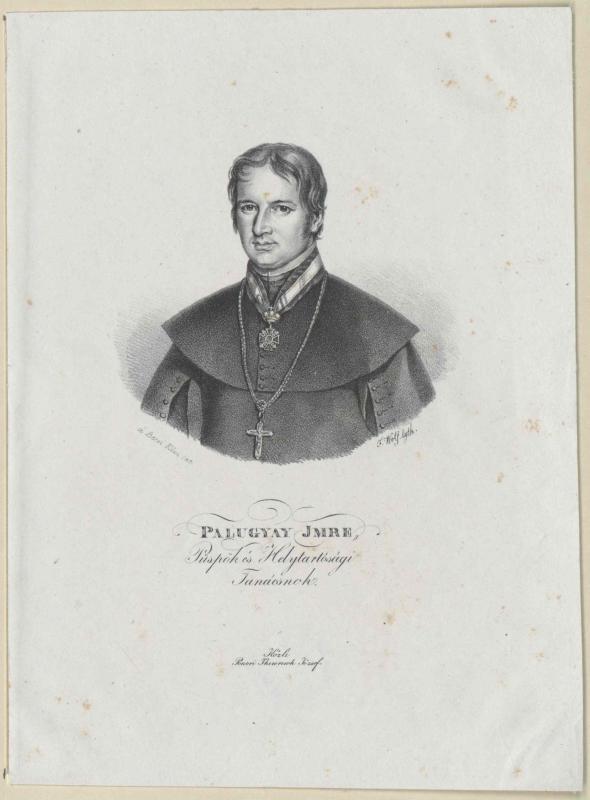 Palugyay, Imre von