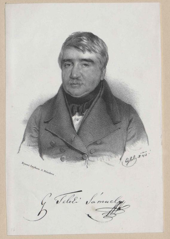 Teleki-Szék, Samuel Graf