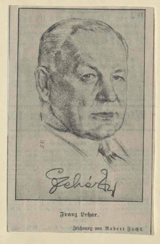 Lehar, Franz