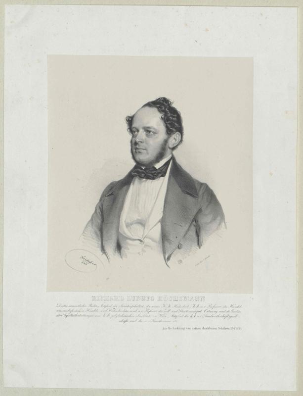 Höchsmann, Richard Ludwig