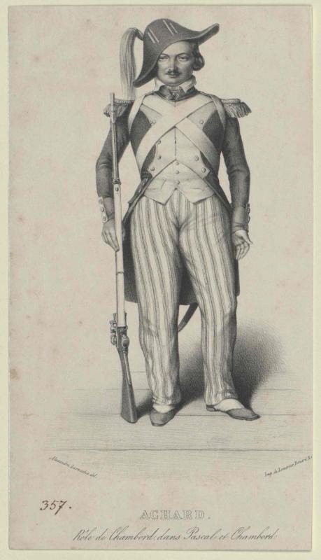 Achard, Frédéric Adolphe