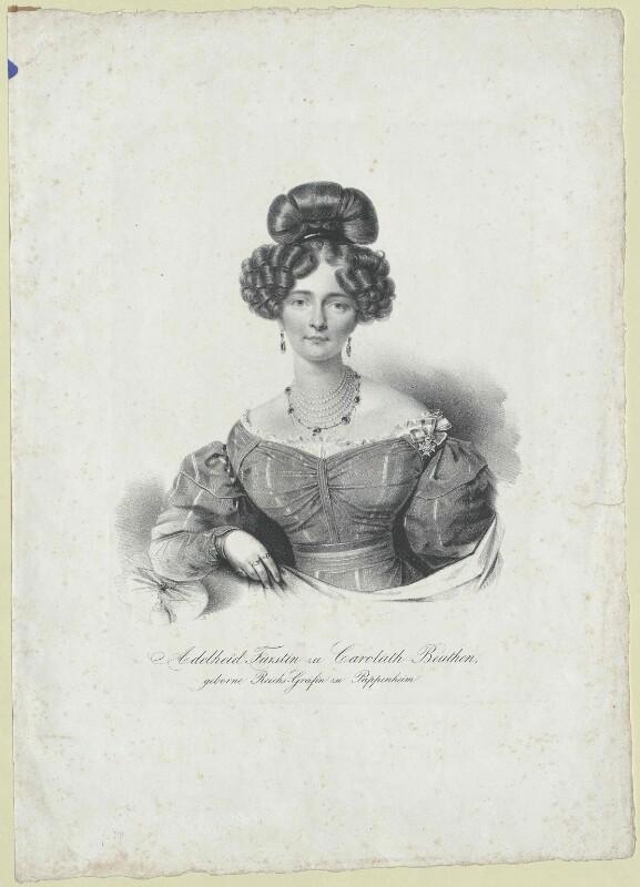 Pappenheim, Adelheid Gräfin