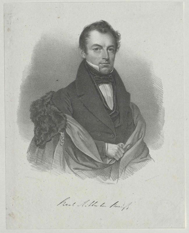 Krauss, Karl Freiherr