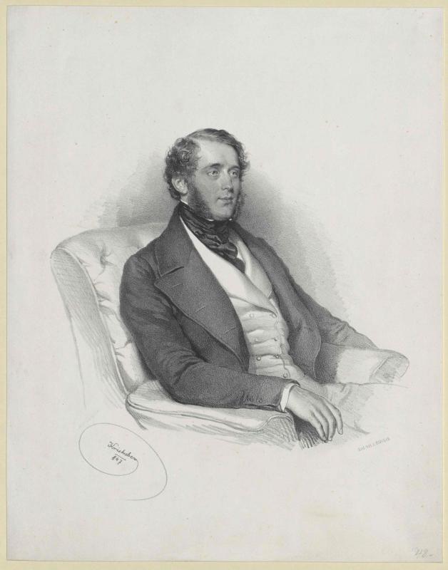Metzburg, Johann Nepomuk Freiherr