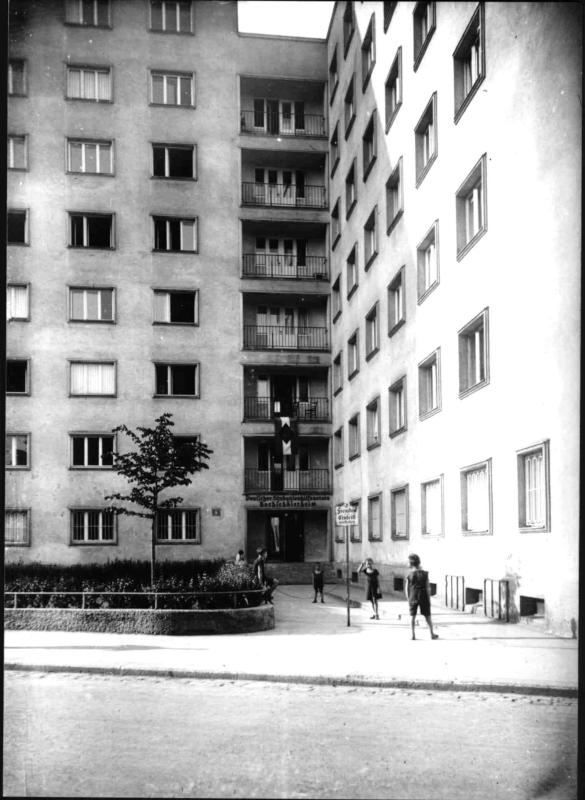 Studentenheim in der Pfeilgasse