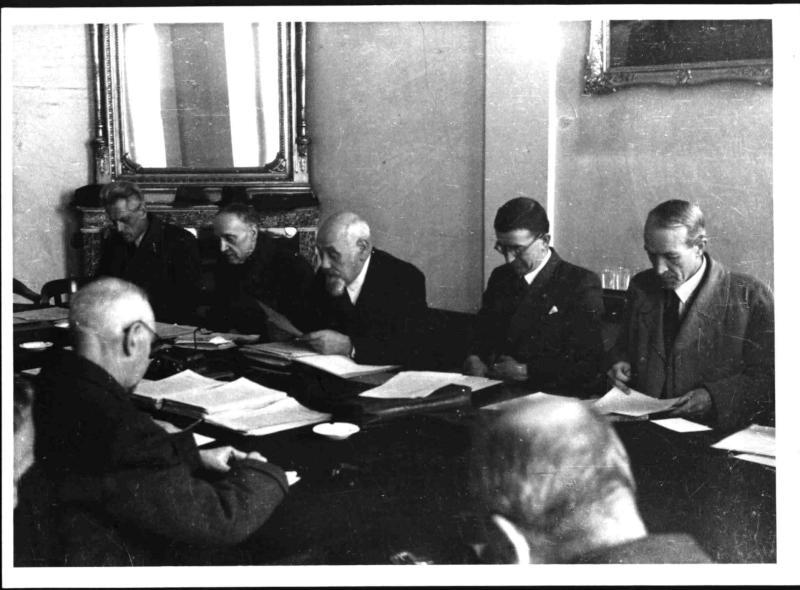 Kabinettsratssitzung