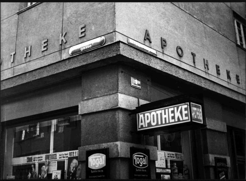Apotheke in Wien
