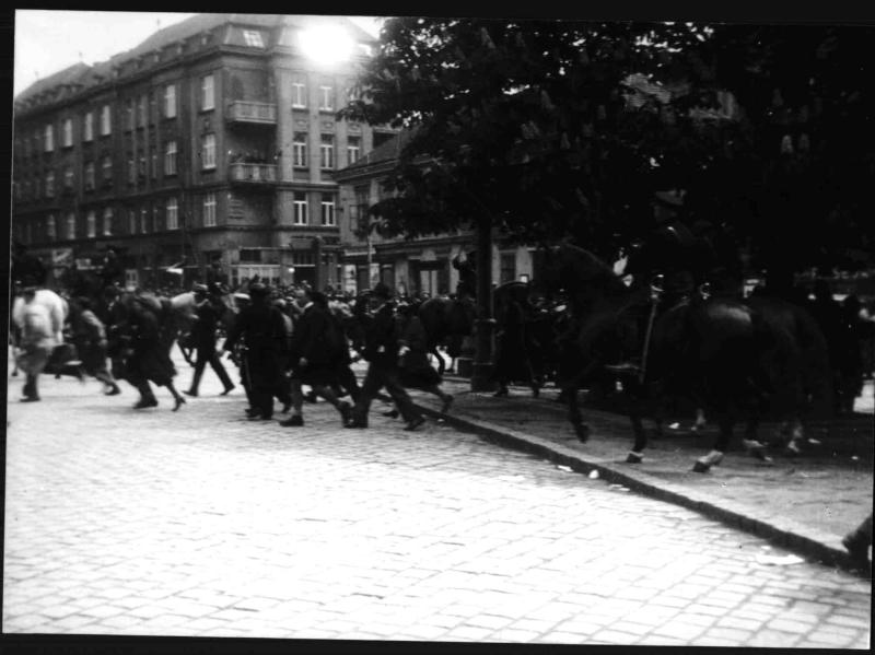 Heimwehr in Wien