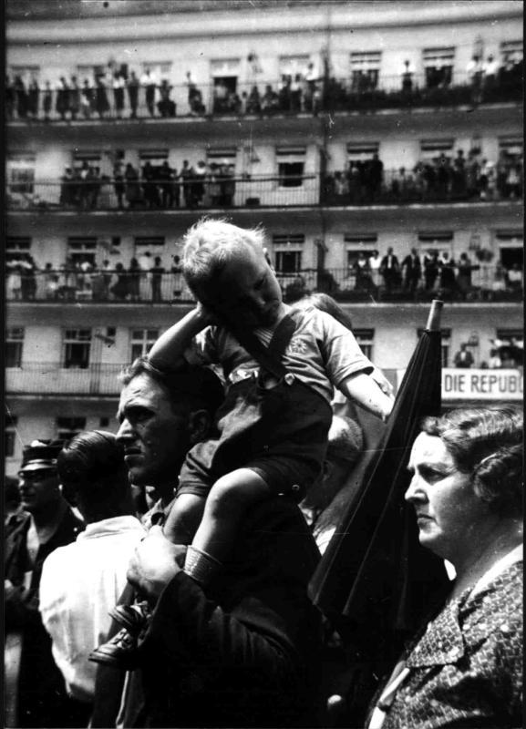 Sozialdemokratische Kundgebung