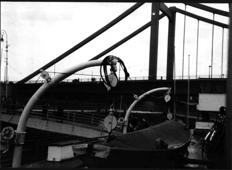 Reichsbrücke in Wien