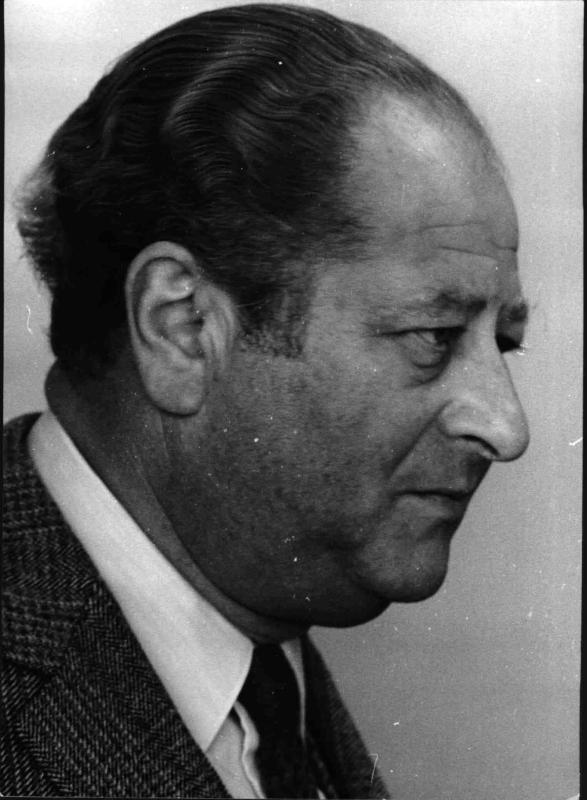 Bundeskanzler Bruno Kreisky