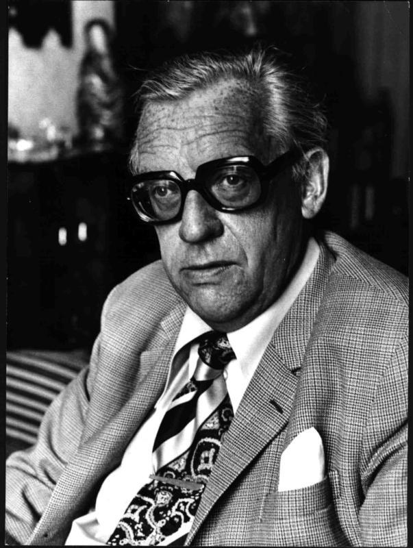 Professor Erwin Ringel