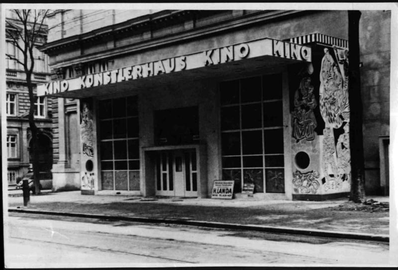 österreichische Nationalbibliothek Künstlerhaus Kino