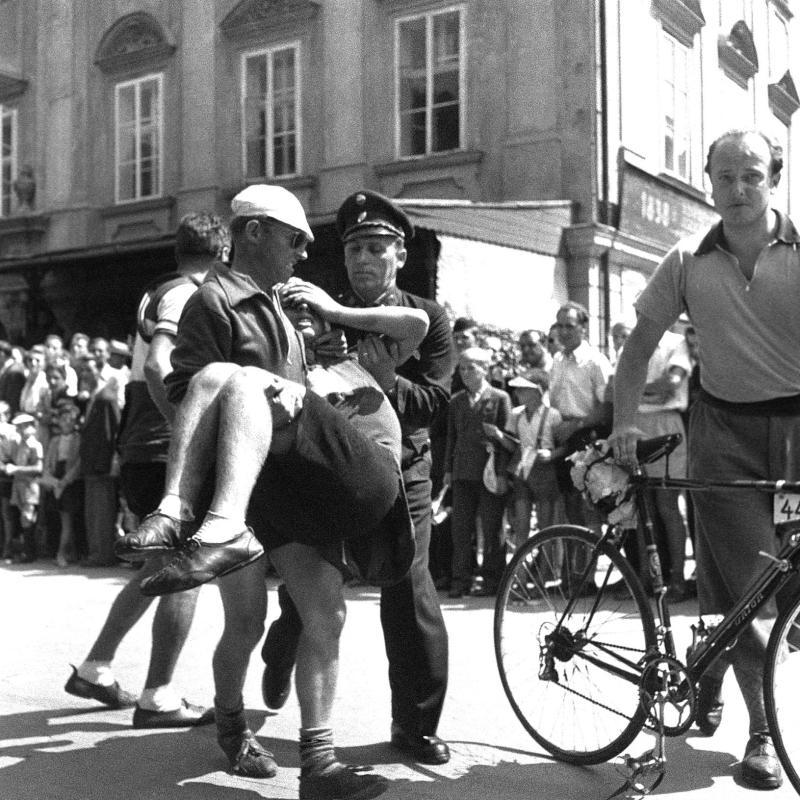 Österreich-Radrundfahrt der Amateure