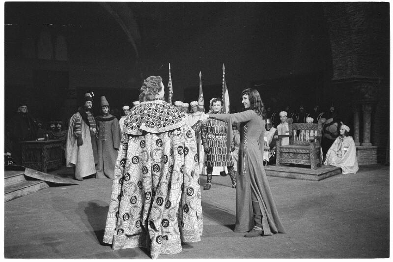 Eröffnung des Burgtheaters