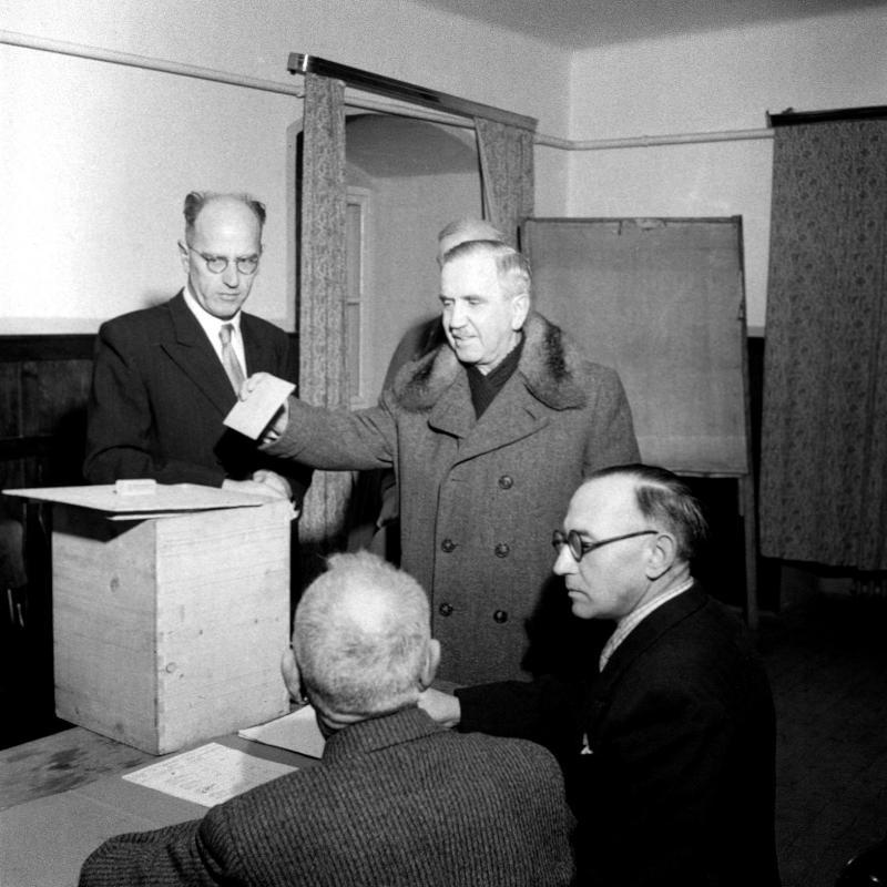 Österreichische Nationalratswahlen 1953
