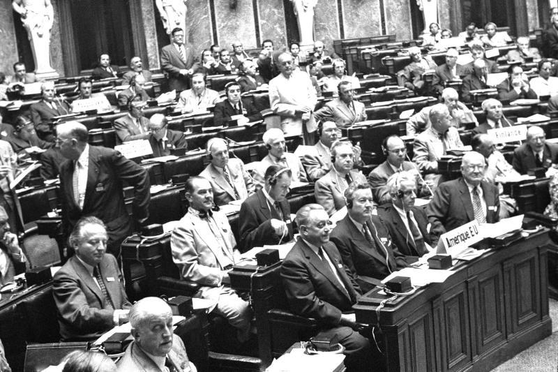 43. Tagung der Interparlamentarischen Union in Wien