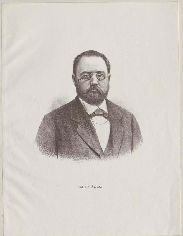 Zola, Emile
