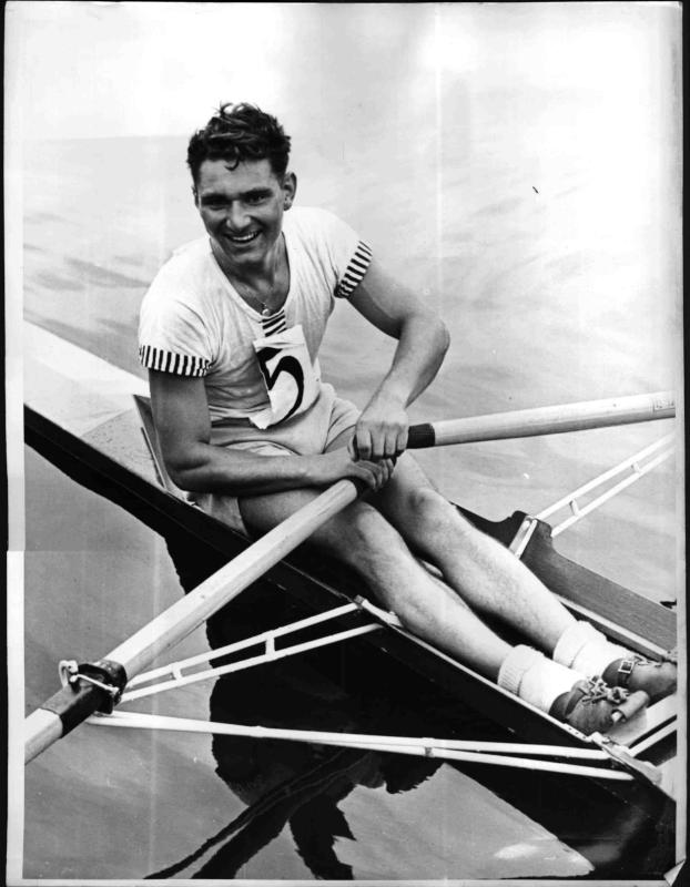 Europameister Josef Hasenöhrl