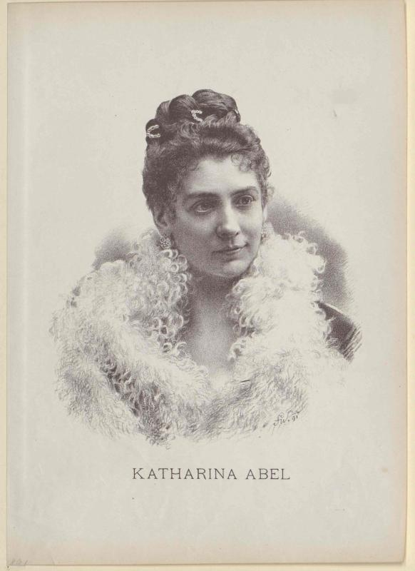Abel, Katharina