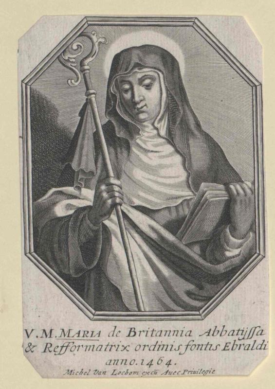 Maria de Britannica