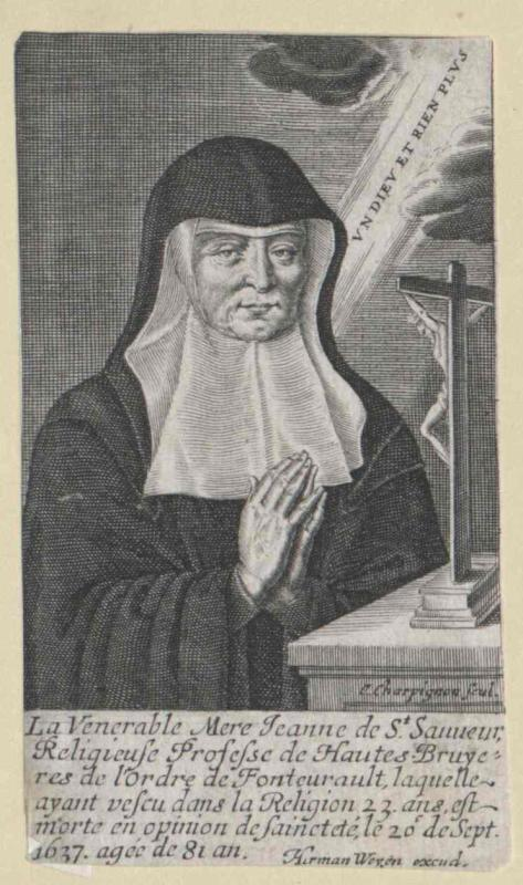 Johanna de St Sauveur