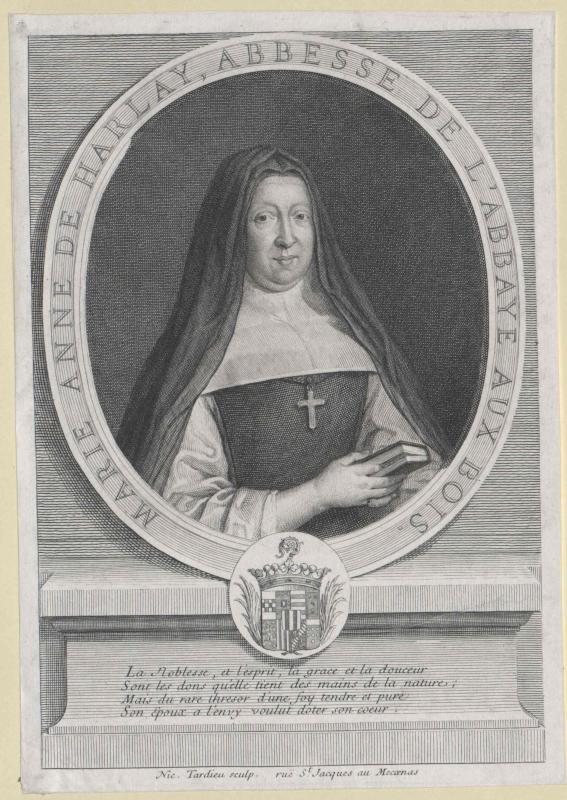 Harlay, Marie Anne de