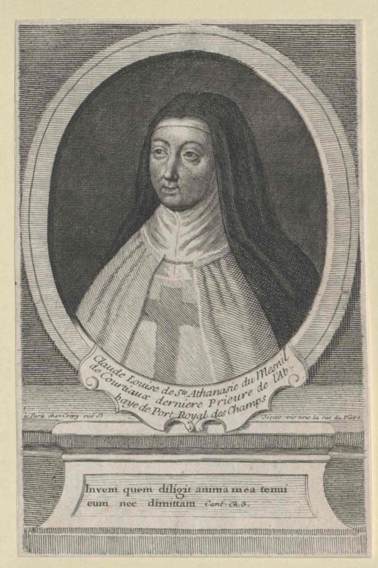 Du Mesnil de Courtiaux, Claude Louise
