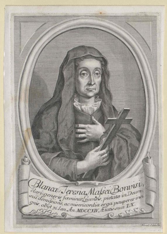 Massei-Bonvisi, Blanka Theresia