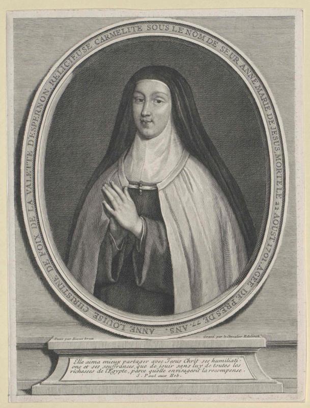 La Valette d'Espernon, Anna Louise Foix de