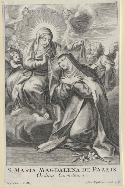 Pazzi, Maria Magdalena de'