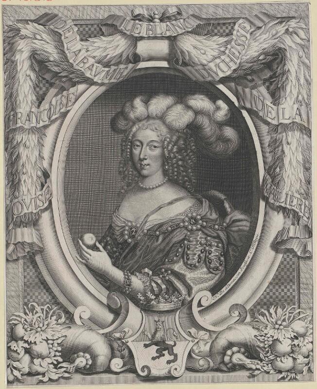 Lavallière, Louise Duchesse de