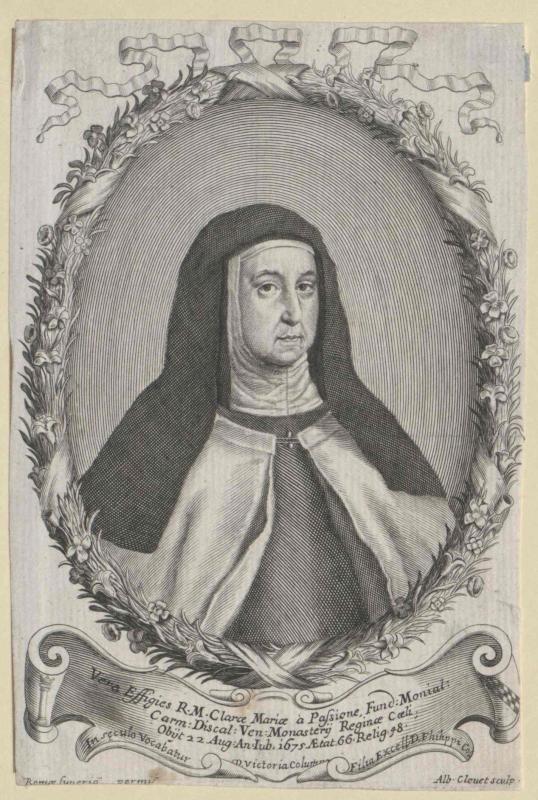 Klara Maria a Passione