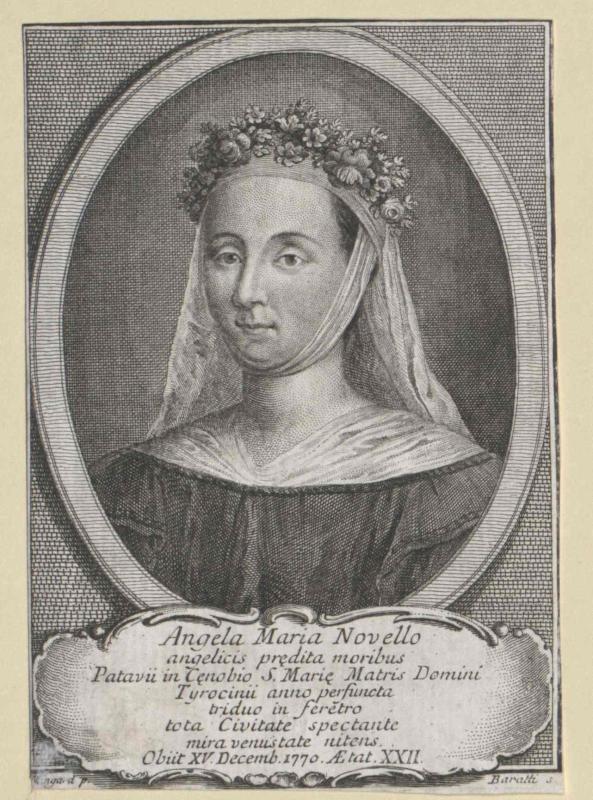 Novello, Angela Maria