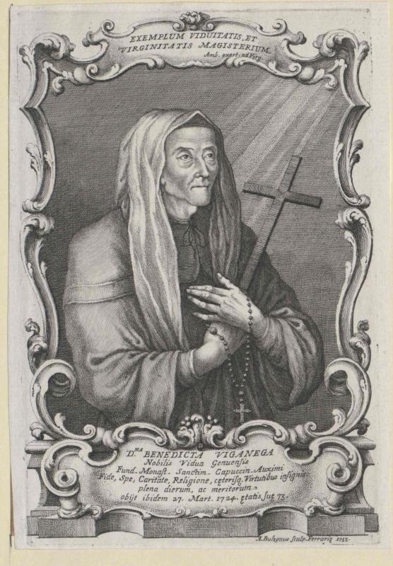 Viganega, Benedicta