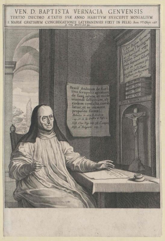 Vernacia, Baptiste